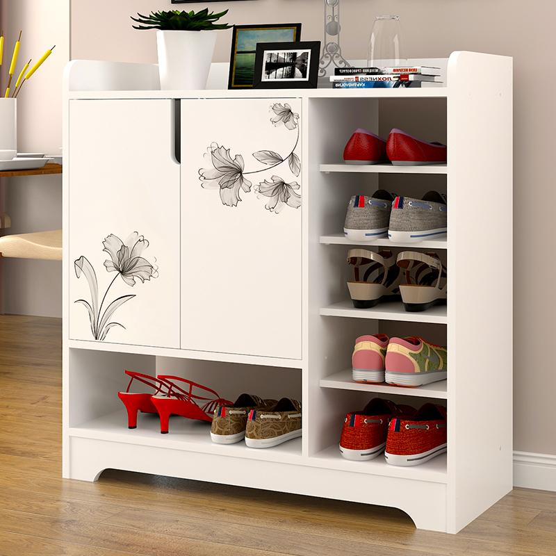 Aus massivholz Holz - einfache - Schuh der lobby - garderobe in Haushalt, Garten - schuhe - Wirtschaft - YJD168.