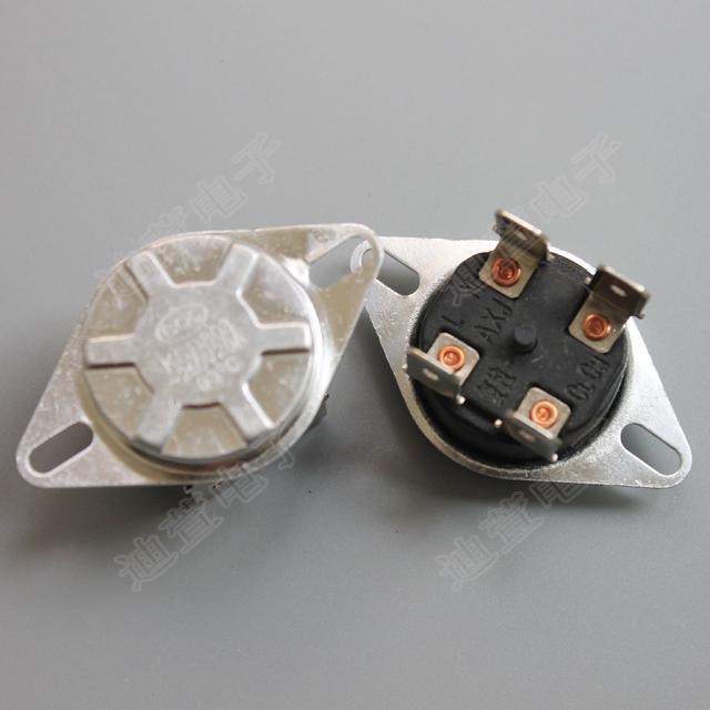 온수기 온도 제어 장치 92 도 20A 원 형 네발 리셋 온도 제어 장치 온수기 부품