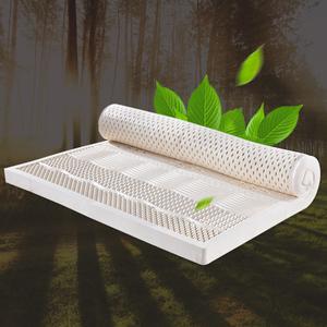 进口天然泰国乳胶床垫10cm乳胶垫1.5m1.8米1.2橡胶8h皇家席梦思