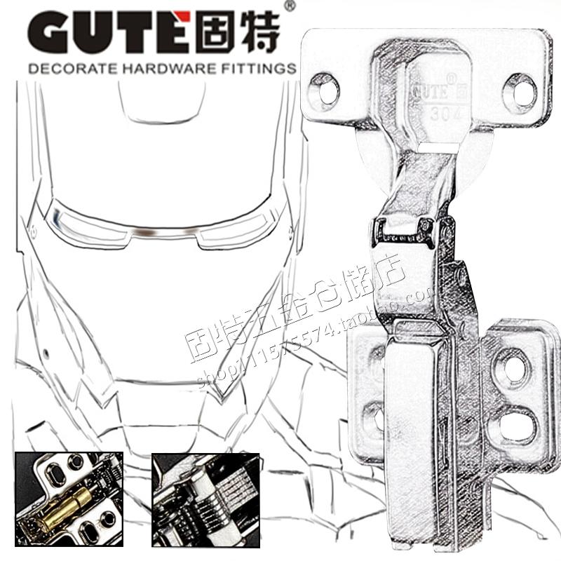Gute scharnier 304 hydraulischer puffer scharnier im flugzeug - wahnsinn schranktür hardware - zubehör