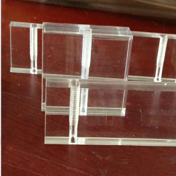 La vendita diretta di 20 mm di piatto acrilico in una Fabbrica di Lavorazione DEL VETRO organico Le incisioni di UV serigrafia PMMA su misura