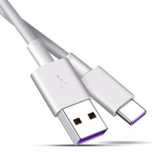 适用华为数据线超级快充Type-C充电线器P20mate荣耀v10p9p10p30