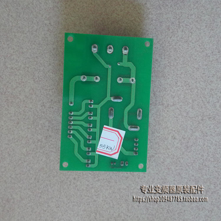 71453GI1 Emerson inverter, EV3000/TD3000 filter absorber board, lightning protection board