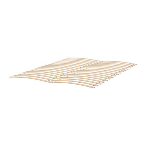 Beijing IKEA IKEA white iron bedstead Lyle Vic 150*200 slab double bed