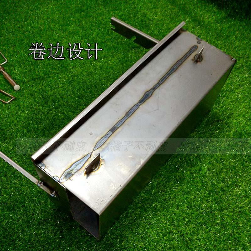 Roast Lamb Leg thick charcoal stove commercial barbecue box household outdoor barbecue oven grill lamb chops