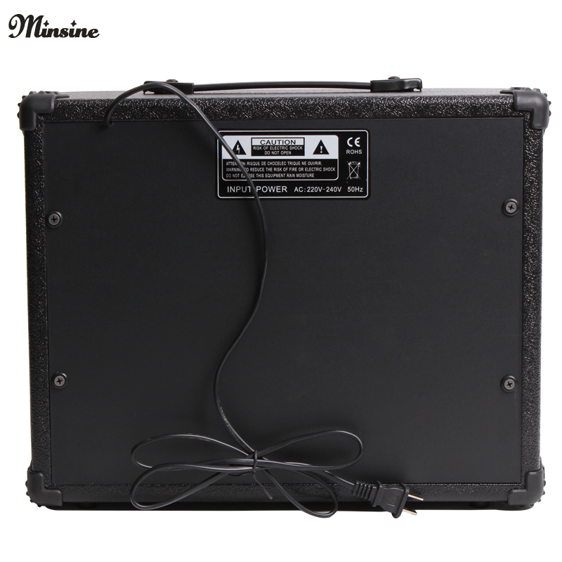 Mingsen electric guitar 30W electric acoustic guitar sound guitar ballad guitar speaker speaker