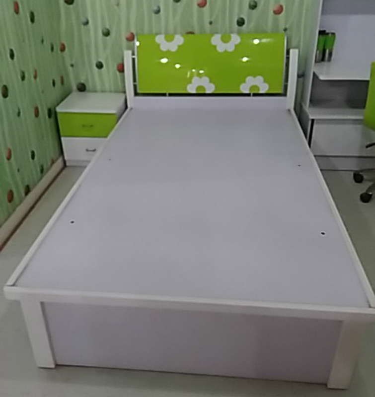 Plate type children's bed, pneumatic high box storage bed, boy bed, girl bed, 1 meters, 2 single, 1 meters, 5 double bed, high box bed