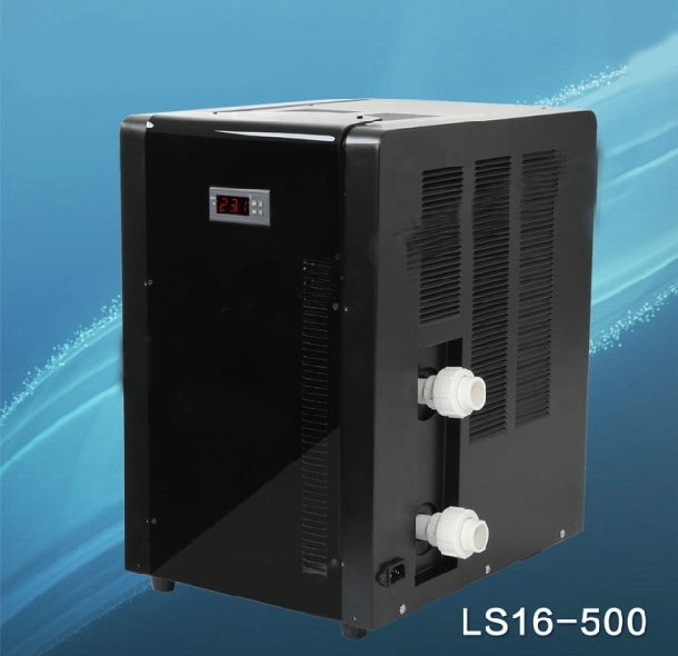 Jiale cold and warm fish tank, refrigerator, chiller, silent water chiller, seafood refrigeration unit
