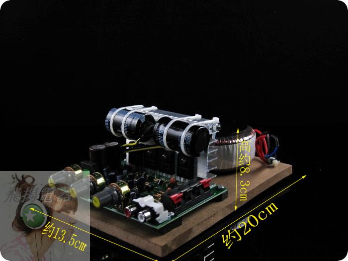 bez hałasu /220V wzmacniacza mocy statku dla bydła. z czterech pierścieni mocy komputera wzmacniacz mocy wentylatora / mówcy.