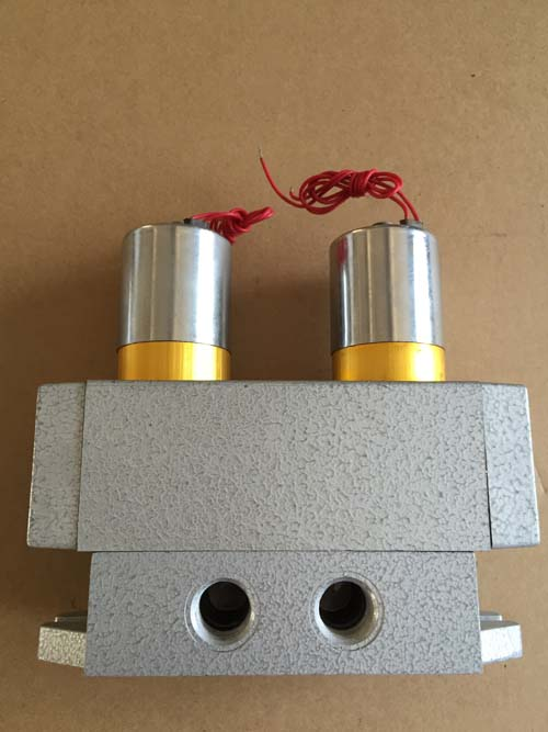 La serie q Q24D2H-10 alrededor de la válvula de control eléctrico
