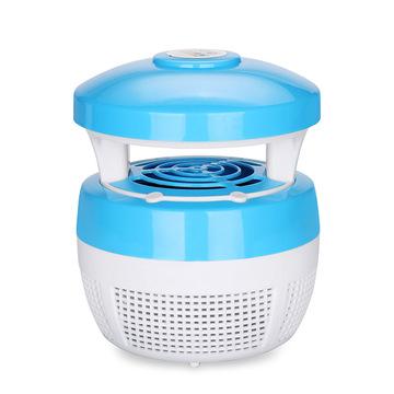 灭蚊灯家用室内孕妇婴儿静音驱蚊防蚊灭蚊器无辐射卧室吸入插电式