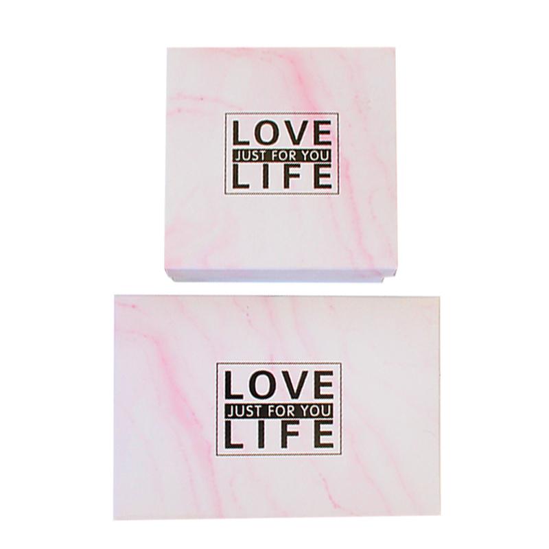 Caixa de embalagem de 50 g de 4 E 6 cabeças Tampa caixa de bolo de abacaxi de dia DOS namorados com caixa de presente cor - de - Rosa macaron.