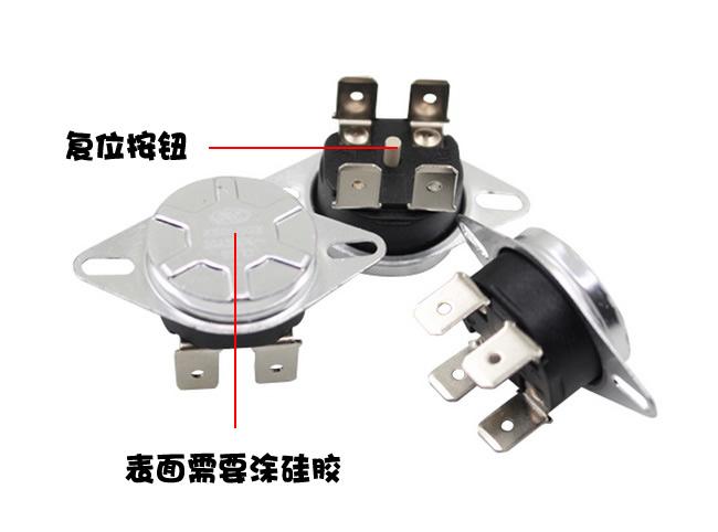 pristna lepota grelnika vode D80-21C/21C1F100-21WB1/21A3 delov temperatura omejevalnik termostat stikalo