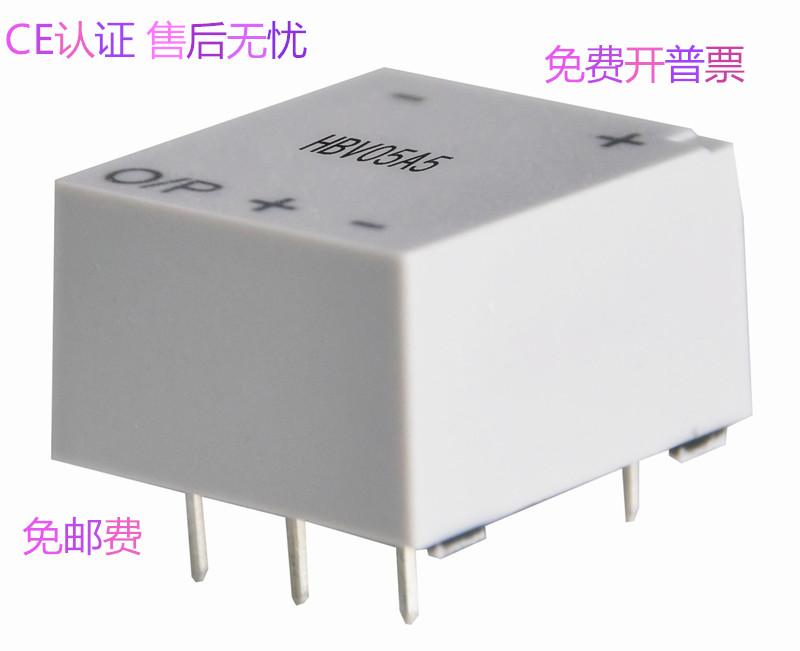 HBV-A5 قاعة الجهد الاستشعار قياس قوة واحدة 5ma10MA 10-500V5-1200V