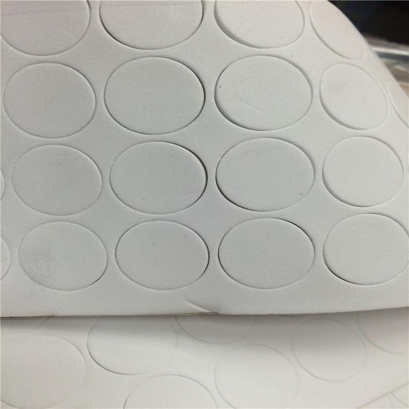 EVAスポンジクッションシール自粘泡棉ダンパーフロアマットを5 mm厚のスリップパッドEVA泡棉円じゅうご*さん