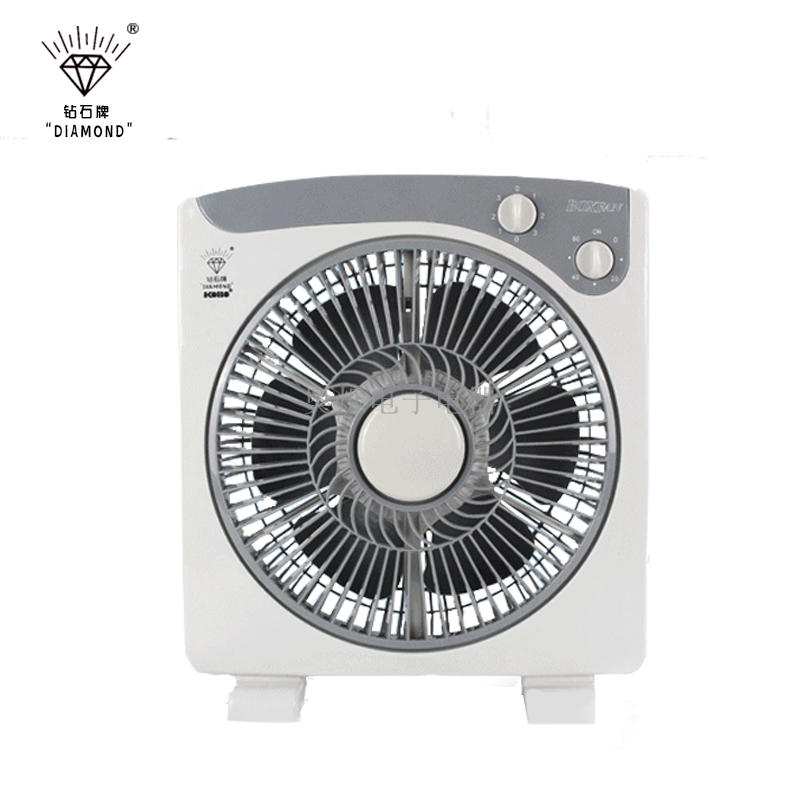 Алмазы марки вентиляторов Аутентичные настольных бытовой общежитие немой управление промышленности 10 дюймов 3 типа вентилятор