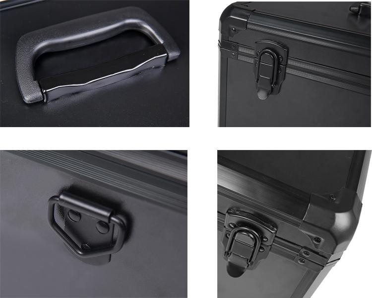 Tuba aeromodelling Multi - funzione Hardware domestici scatola in Lega di Alluminio, a bordo di una valigia di Kit di riparazione dello strumento.