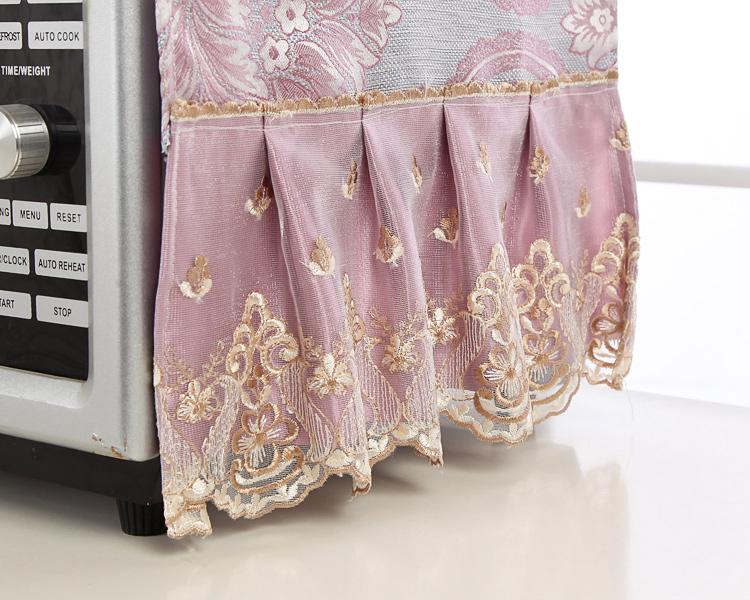La Nueva cubierta de polvo de hornos de microondas hornos de microondas Galanz cubierta de polvo de la belleza 盖巾 horno cubierta cubierta de tela.