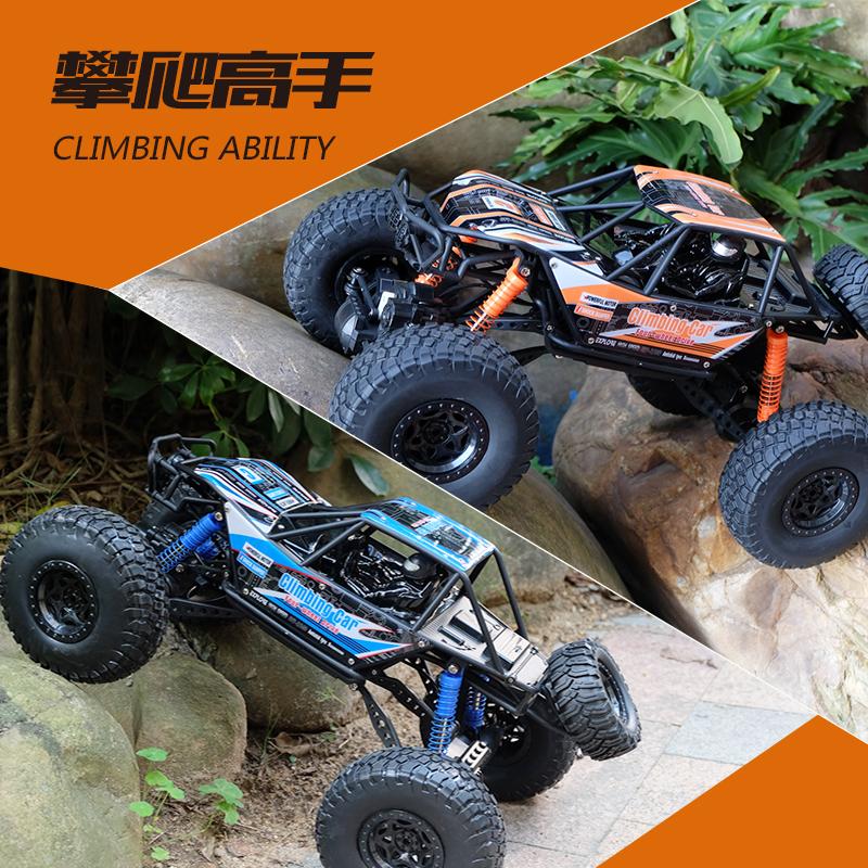 Die super - klettern durch ferngesteuerte autos aufladen Bigfoot - Auto - Wettbewerb klettern Kinder - spielzeug Junge