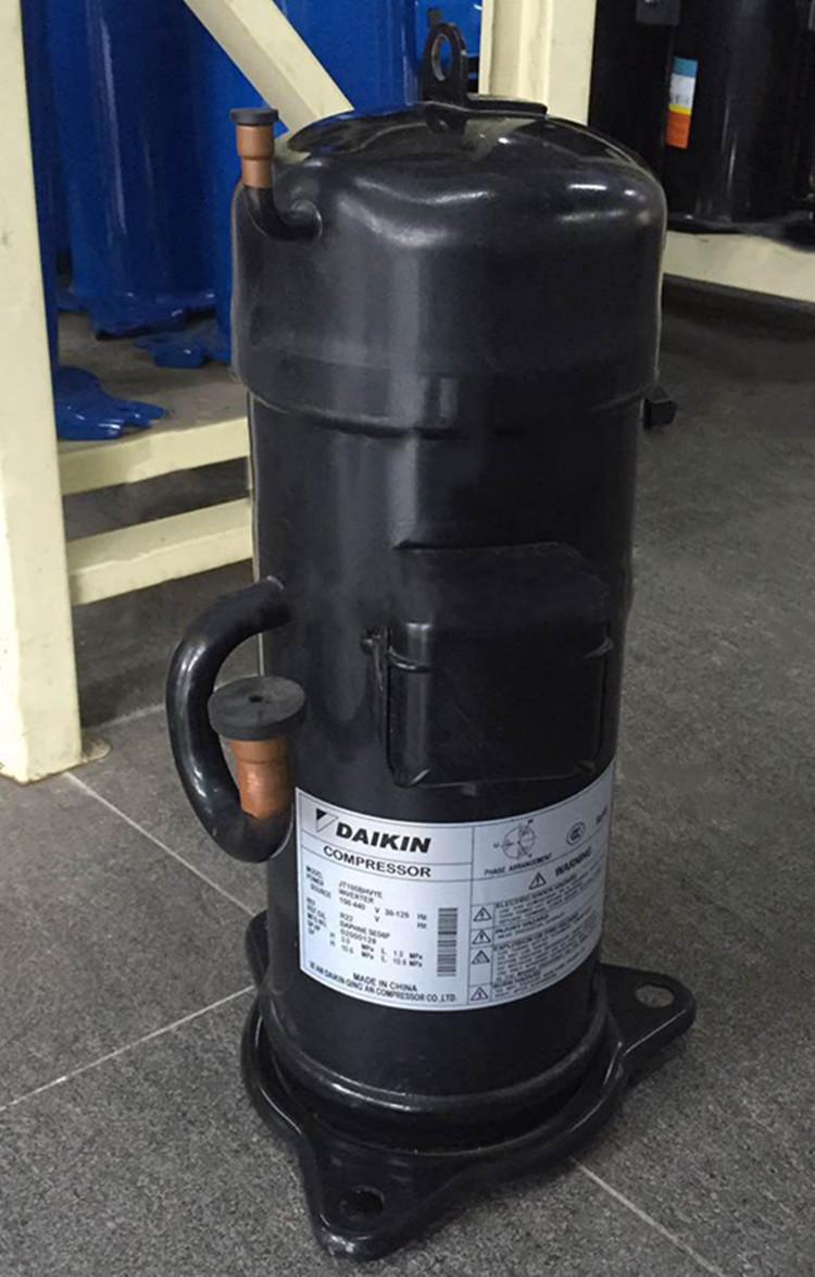a nagy DAIKIN4 a JT125G-P8Y15 a JT100BHVYE hűtő spirálkompresszor