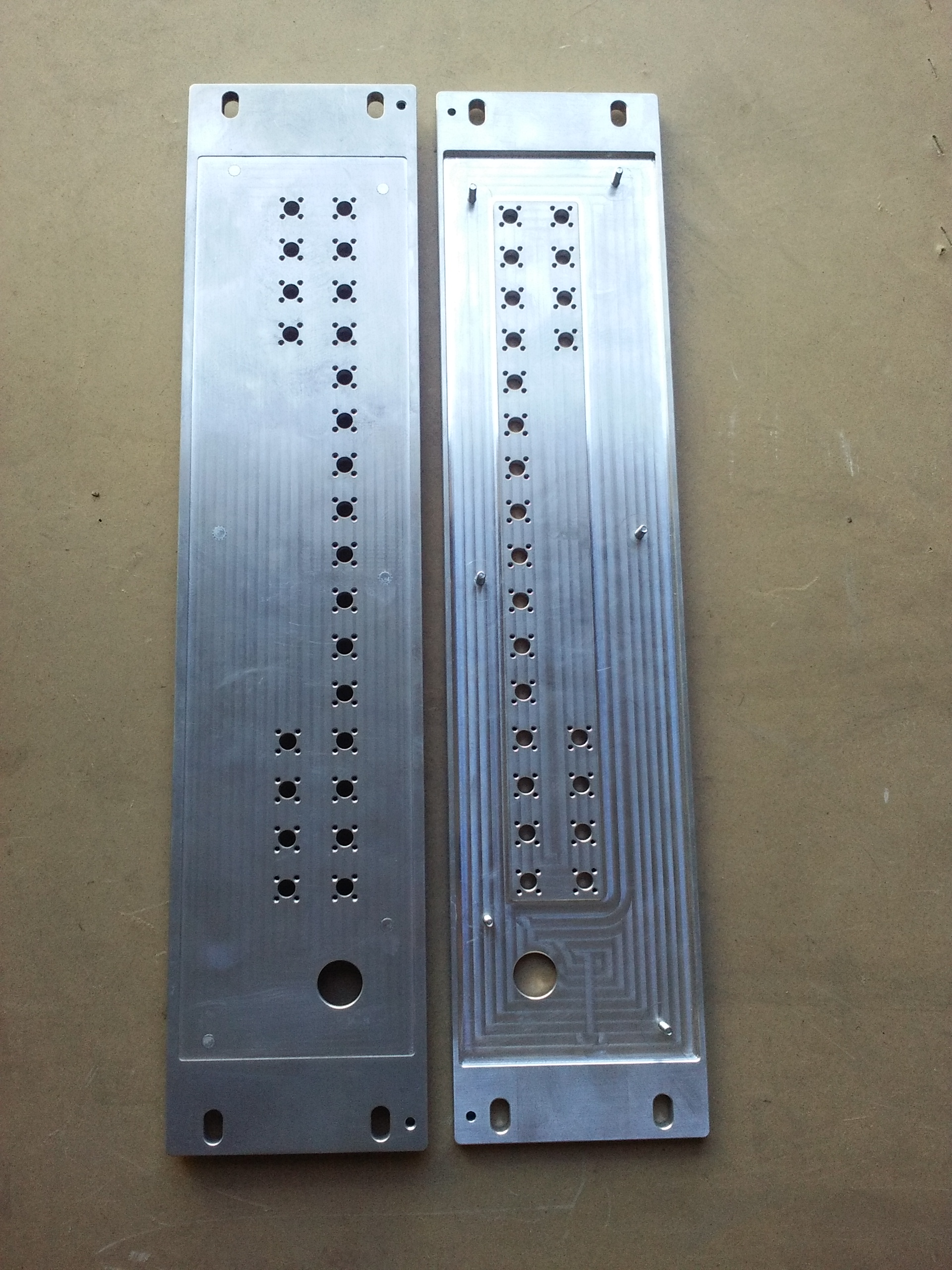 フィルターケース用空気フィルターケース精密板金ケース