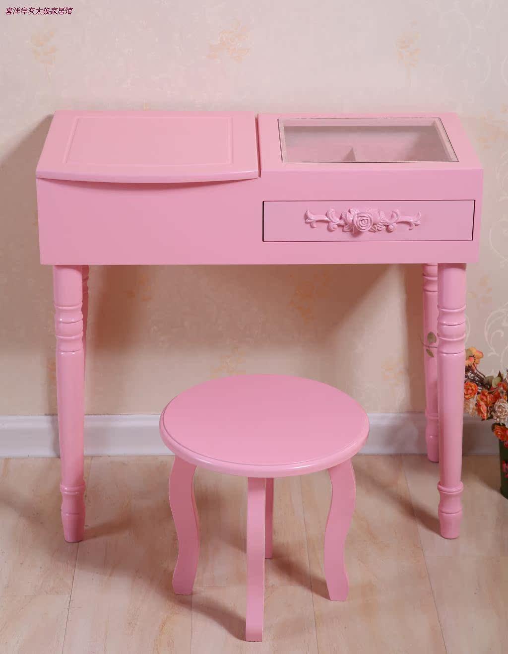 Minimalist dressing table makeup organizer bedroom dresser for Desk makeup table