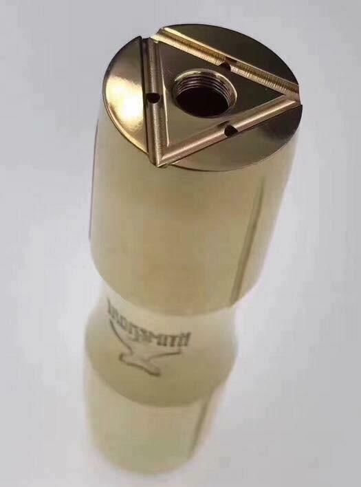 - smed mekaniske rod IronsmithMechMod smed gruppe messing kobber gør - det - selv store røg