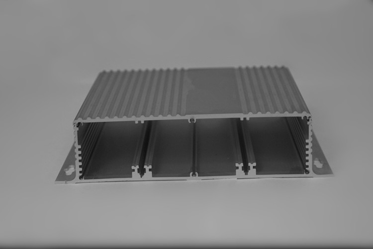 Aluminum Alloy shell aluminum chassis shell aluminum box power meter shell custom processing 190*46*155