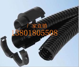 Doble tubo corrugado de doble tubo de plástico corrugado de doble tubo ondulado de nylon 1420253242.