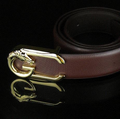 新型男性式革牛馬ベルトとしては、ベルト1