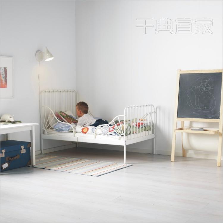 lapsed, voodisse 床米隆 ikea 's, kes enam printsess. lehed on voodi, voodi...