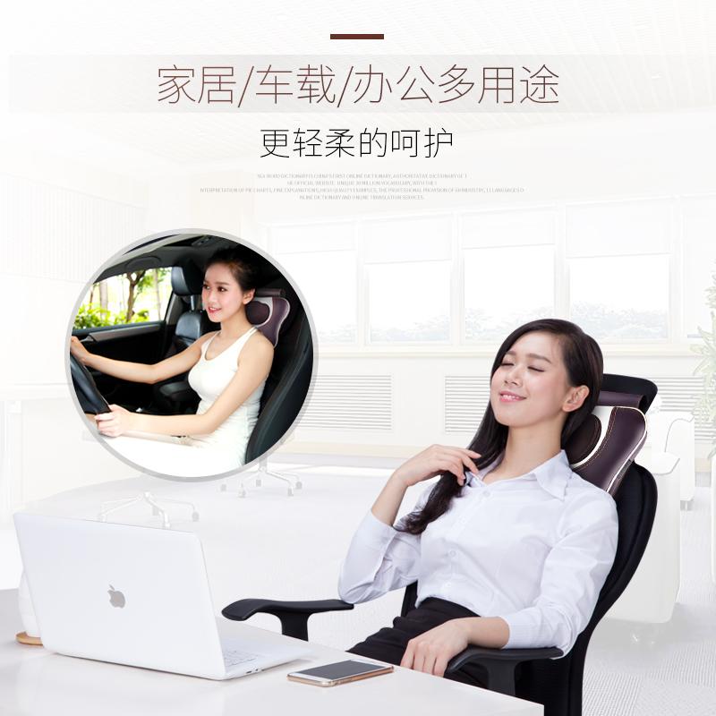 Multi - função de massagem no pescoço e ombro para colchões colchão de saúde de todo o Corpo de vibração Da massagem EM idosos