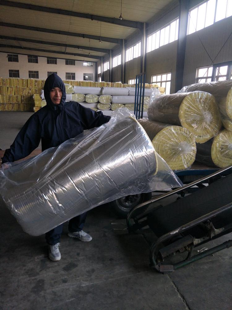 Con ropa de lana y ropa de protección de fibra de lana de vidrio de roca permeable de roca de ropa de algodón