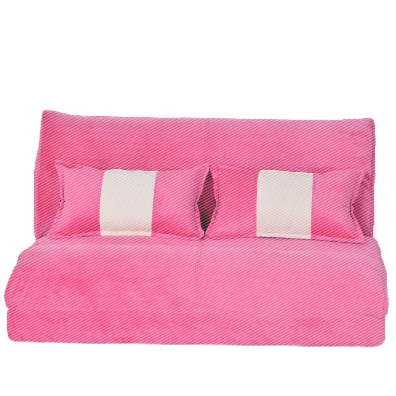 シンプルな現代怠け者ソファペア畳折りたたみパソコンチェアコンテンツシングルベッドは昼休み洗い張り布