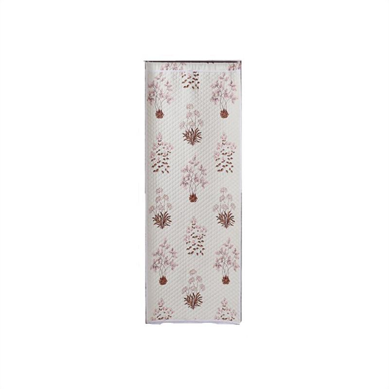 bomuld tæppe i vinter, kolde vind varme fortykket stof hjem deling soveværelse stue klimaanlæg gardin - pakke -