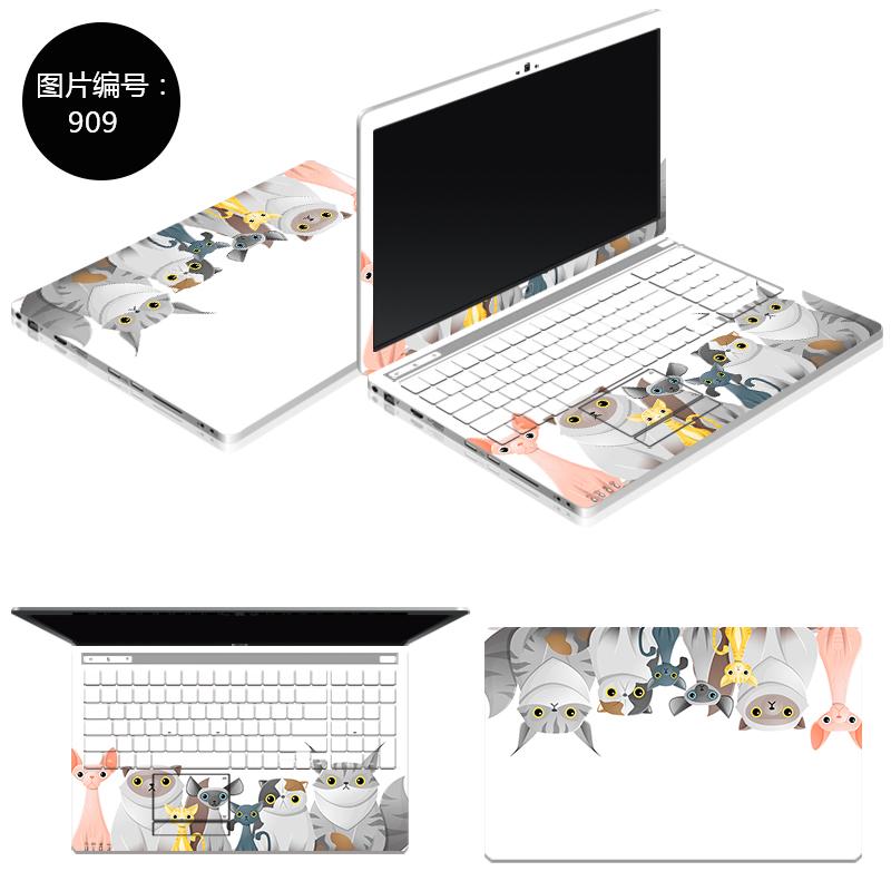 Samsung r428R429 laptop de protección de pegar una pegatina de teclado y pantalla