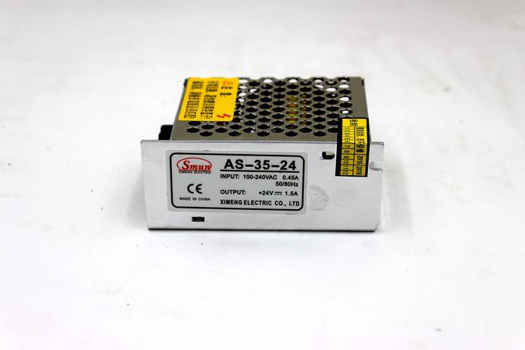 La Junta de control de calidad de suministro 1.5 bis 24 V, interruptor de energía ultra - módulo de fuente de tensión con la Junta de 220VAC-DC módulo 1