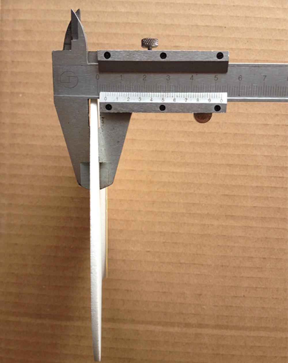Saint - Gobain Norton flugzeug schleifscheibe aus gehärtetem Stahl, die Stahl, Edelstahl, rad - 180*12.7*31.75 Loch