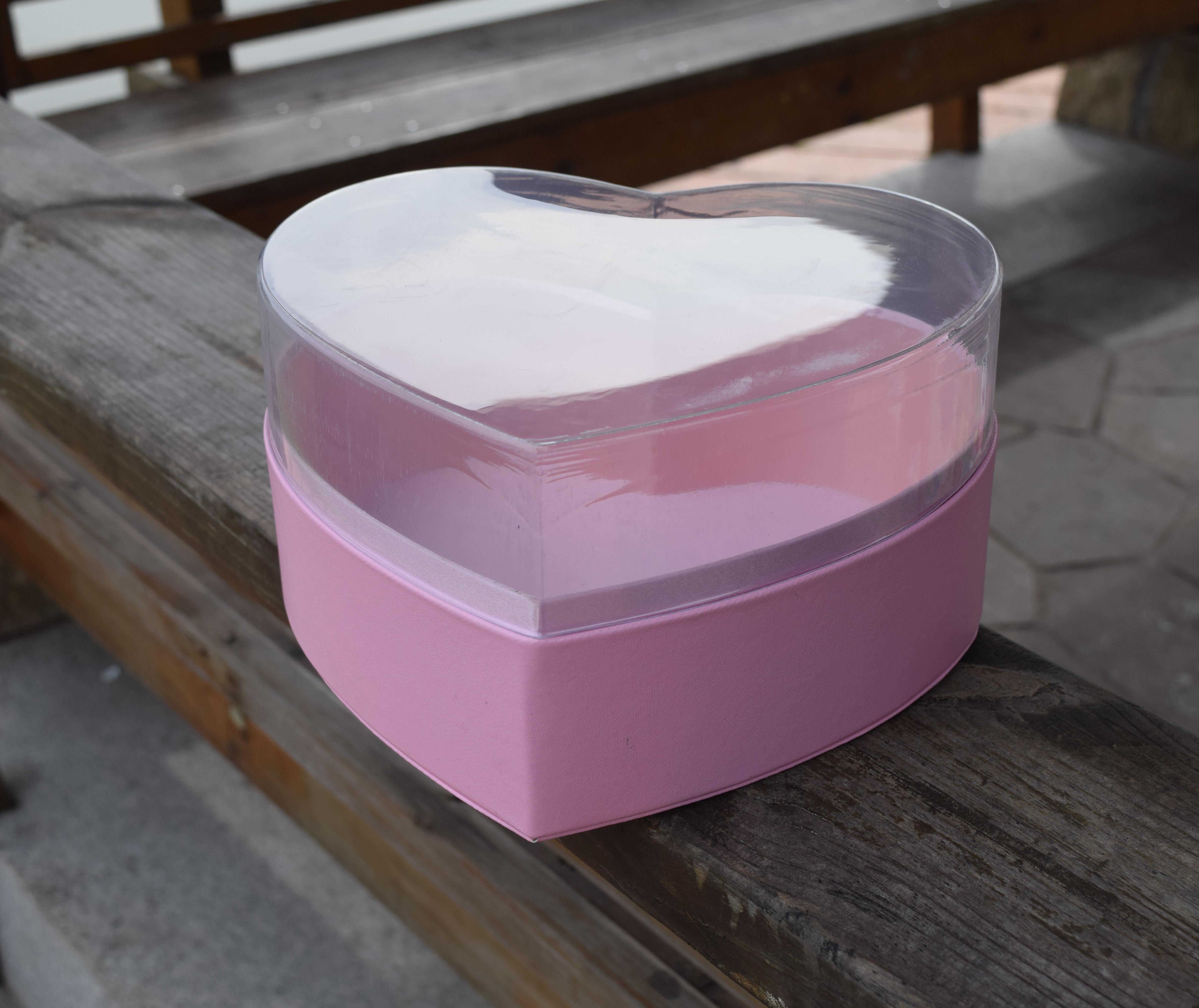 kritje srčkastih korteks pregleden za valentinovo darilo nesmrtnosti cvet škatle vsebujejo škatle, škatle na debelo