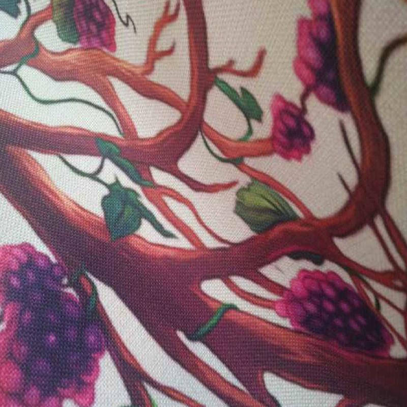 nye europæiske elg bomuld stof soveværelse stue badeværelse køkken dekorative gardin fortykkelse af deling gardiner