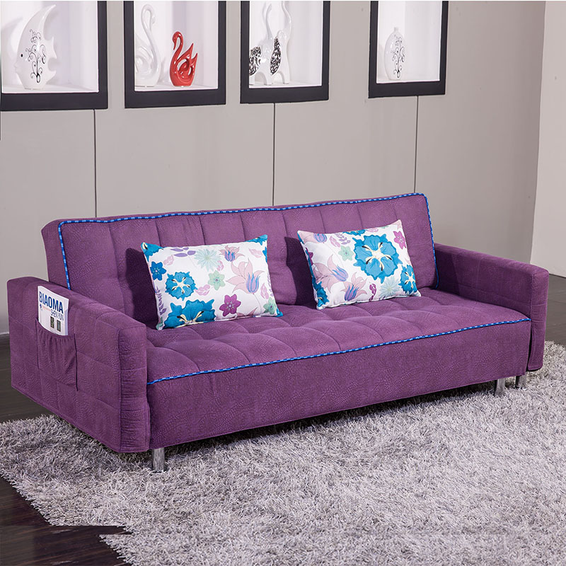 πτυσσόμενο καναπέ - κρεβάτι σύγχρονο μινιμαλιστικό μικρό διαμέρισμα βασιλικό γωνία 1,8 καναπέ - κρεβάτι πολυλειτουργική καναπέ - κρεβάτι.