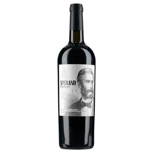 法国波尔多红酒aoc级单支原瓶原装进口赤霞珠西拉干红原汁葡萄酒