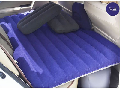 Split vehicle inflatable bed bed adult car travel car bed general SUV car driving back mattress
