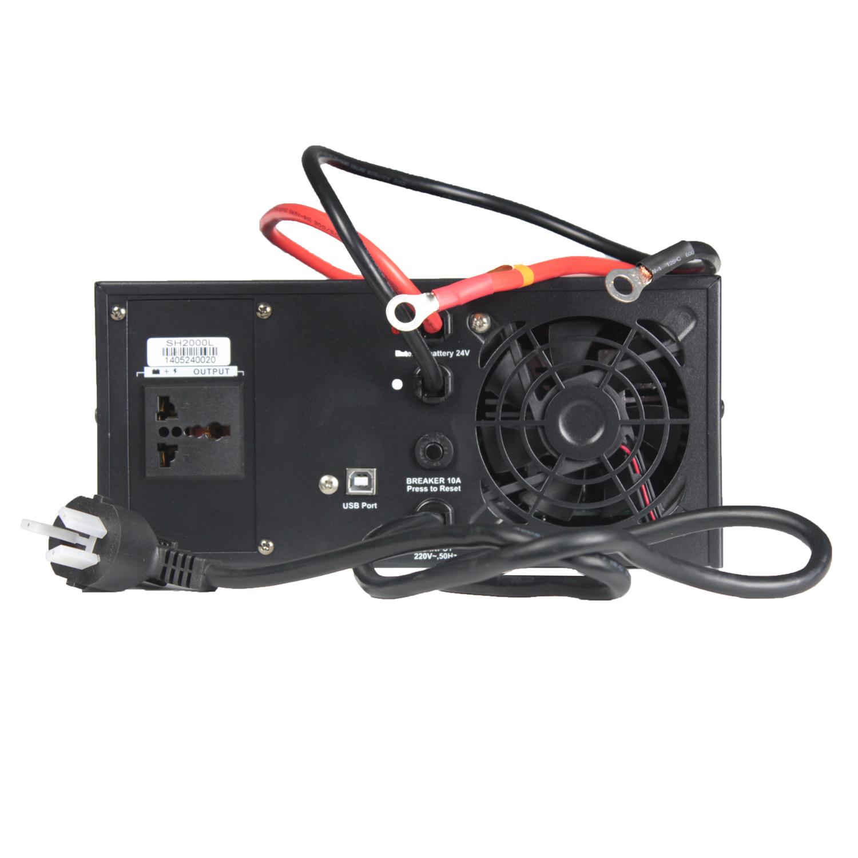 フランチェスコ-レディ司UPS不間断電源SH2000L正絃波1200Wに连れてはちパソコン単パソコンじゅうご時間