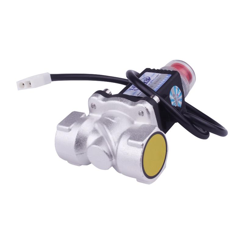 conducta de gaz electronic de gaz ventil electromagnetic de valvă prin supapa de 4.