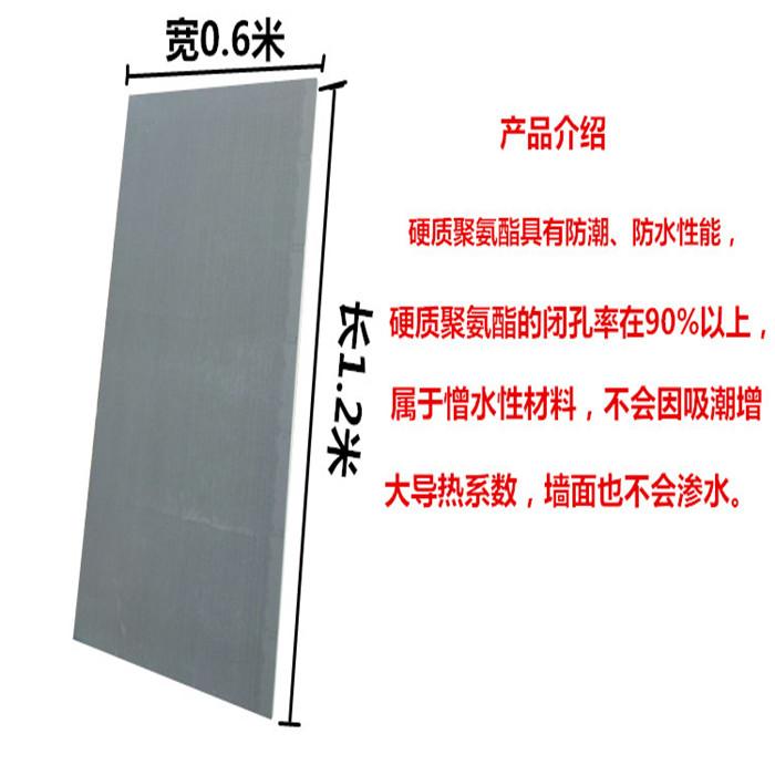 IL Muro esterno di poliuretano del pannello refrattario interno tetto Speciale composto di materiale isolante in Super Isolamento acustico