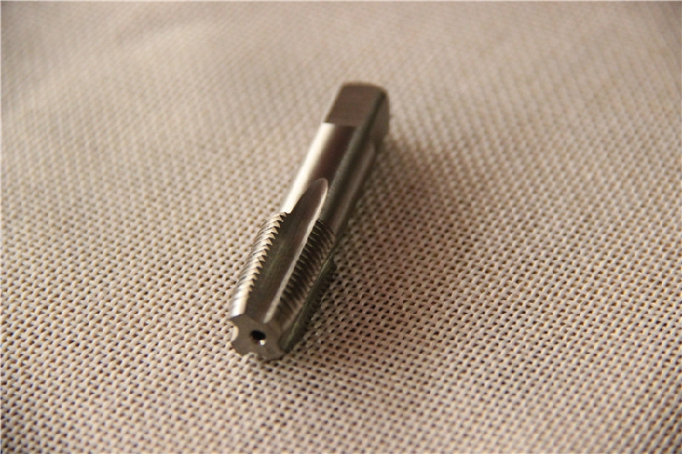 Genuine Shanghai Shen Li pipe thread thread tapping ZG taper tap machine straight groove wire tapping coating tap