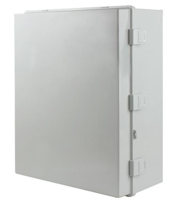 * 400 500 * bisagra 200 cierres de plástico ABS de instrumentos eléctricos de caja Caja impermeable al aire libre una gran final