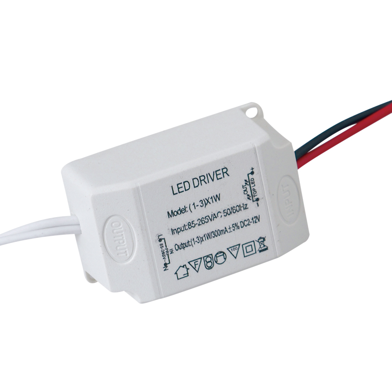 Landes LED lighting drive power transformer ballast 1W3W5W7W constant current power supply