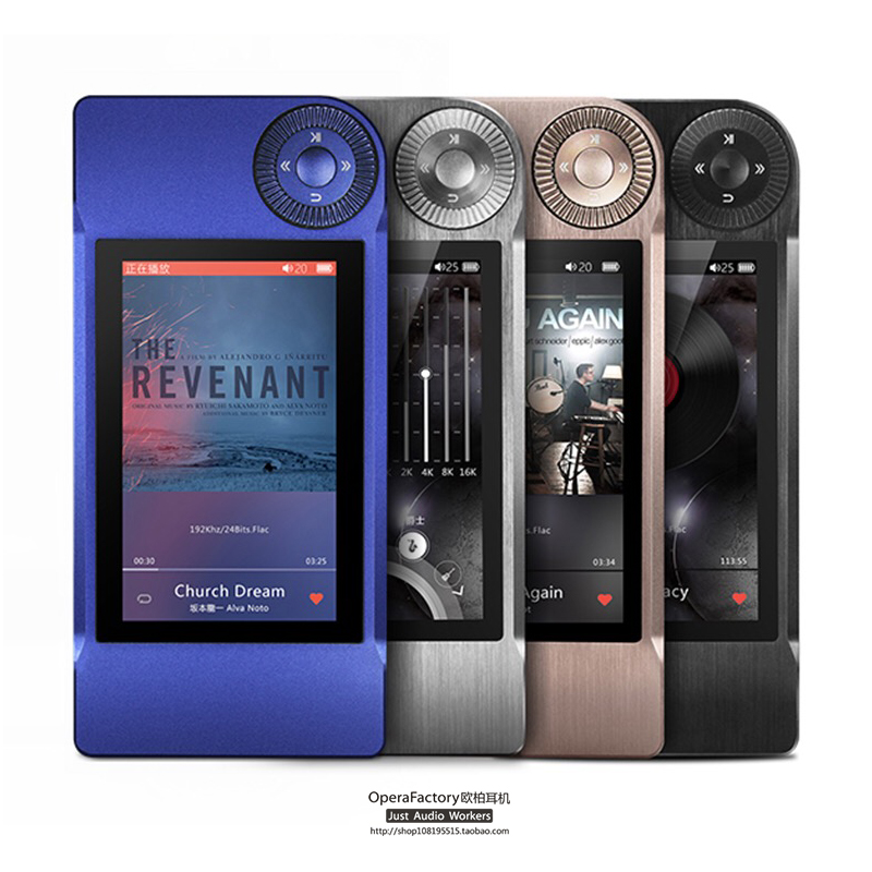 [send 32G card] Ling Ling M5 lossless DSD fever HiFi music player portable high resolution MP3